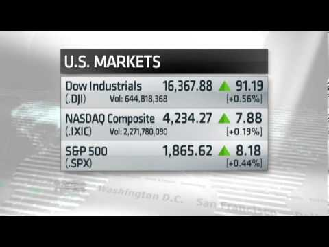 Nightly Business Report: Tuesday rebound