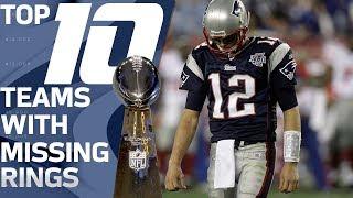 Top 10 Teams That Didn't Win the Super Bowl | NFL Films