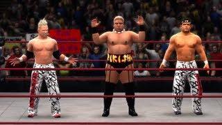 WWE '13: Too Cool Entrance + Winning Dance Sequence!