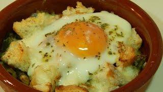 Huevos Napoleón, fáciles y rápidos!