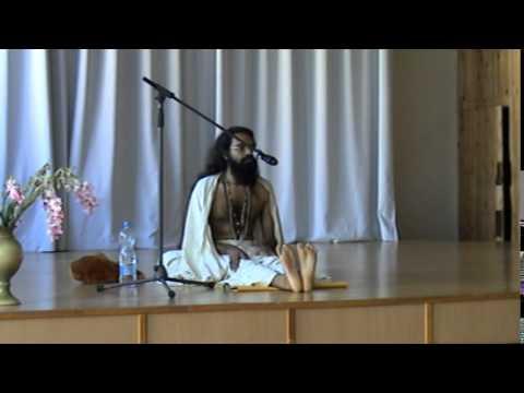 Шри Госвами Яшенду Джи. Йога и самоисцеление (14.08.2007)