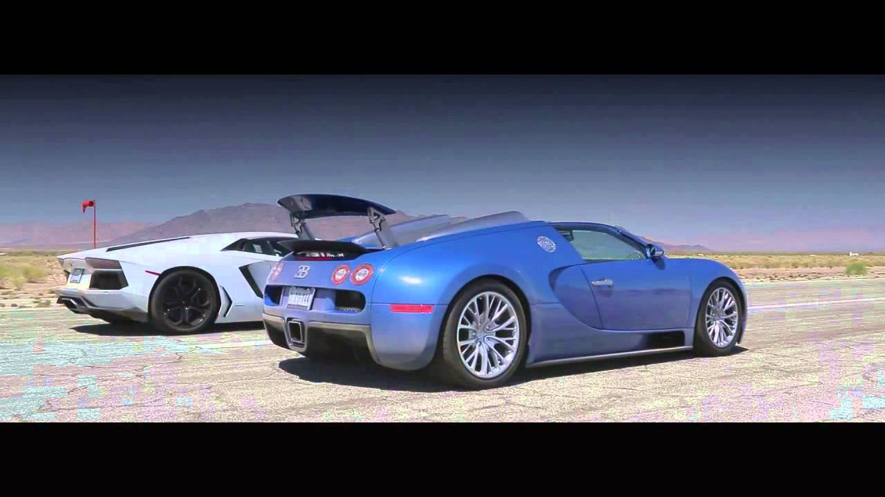 bugatti veyron vs lamborghini aventador youtube. Black Bedroom Furniture Sets. Home Design Ideas