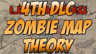 "NEW ""Black Ops 2"" Zombie Map ""Le Tombeau"" 4th DLC Theory ""BO2"" Call of Duty"