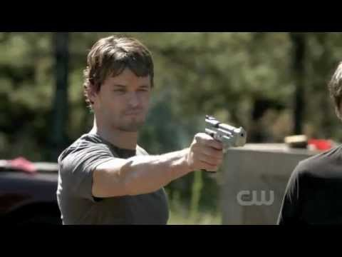 "One Tree Hill - 9x10 - Dan/Julian/Chris: ""Nathan is a good man. He deserves a good life."""