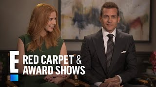 """""""Suits"""" Stars Recall Royal Wedding Experience 
