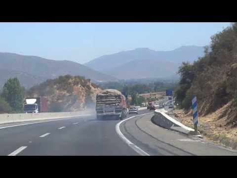 Camión sin frenos (sin accidente)