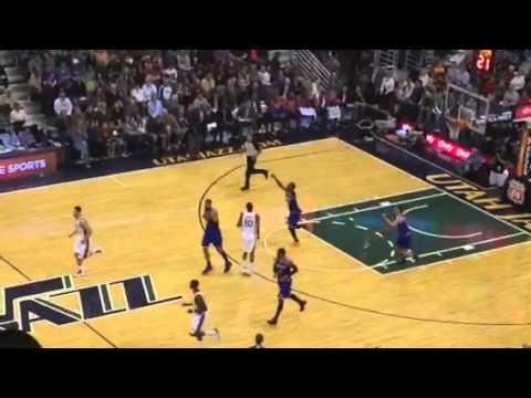 Utah Jazz vs New York Knicks