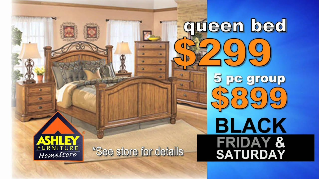 Ashley Furniture Homestore In Bryant 1 Black Friday Sale 2011 Youtube