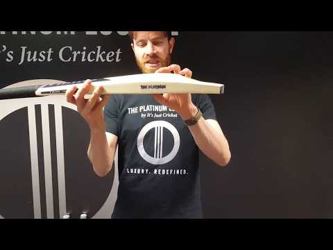 Viking Cricket The Platinum Cricket Bat