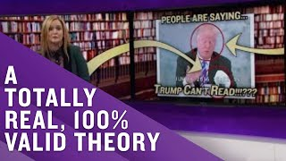 "Samantha Bee: Is ""Donald Trump Can't Read"" True?"