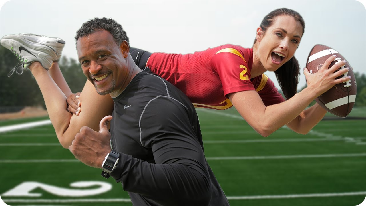 Football Drills For Speed Amp Agility With Superbowl
