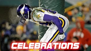 The Best Celebrations in NFL Football History