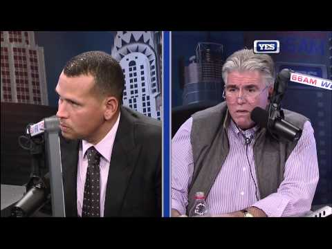 Mike Francesa Interviewing Alex Rodriguez 11/20/2013