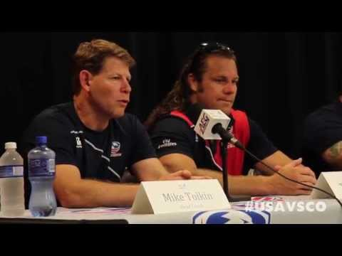 USA vs. SCO Press Conference - June 5th, 2014