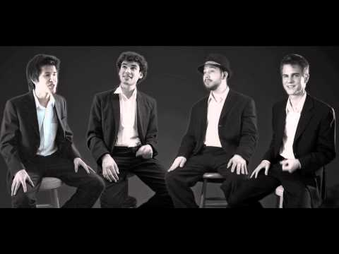 Almost Like Being in Love - New York Voices (Virtual Quartet)