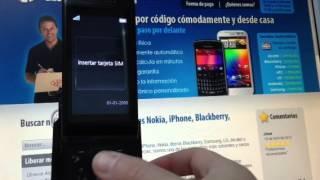 Liberar Sony Ericsson U10i Aino De Vodafone, Movistar Y