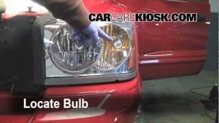 2005 Dodge Dakota Headlight And Turn Signal How To Preview