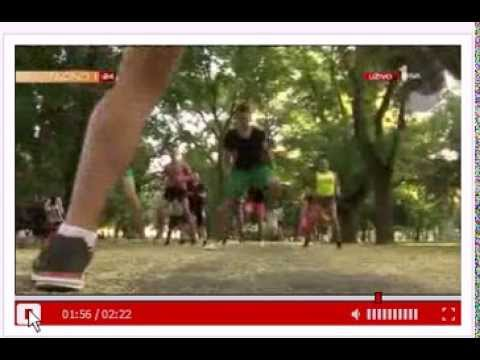 FIT CAMP by fit-trener.rs na TV PRVA