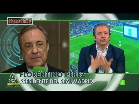 El Chiringuito - Florentino Pérez: