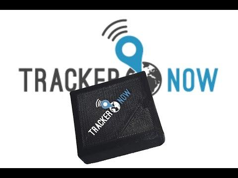 TrackerNow - GPS/bluetooth/GSM/wifi (Bonus Video)