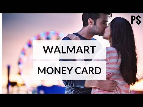 The Advantages of Walmart Money Card- Professor Savings