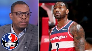 Wizards' woes down to a 'lack of leadership' – Paul Pierce | NBA Countdown
