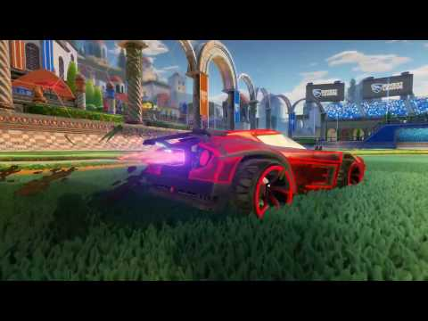 Alkisser - Rocket League (Best Goals, AirDribbles, Aerials...)