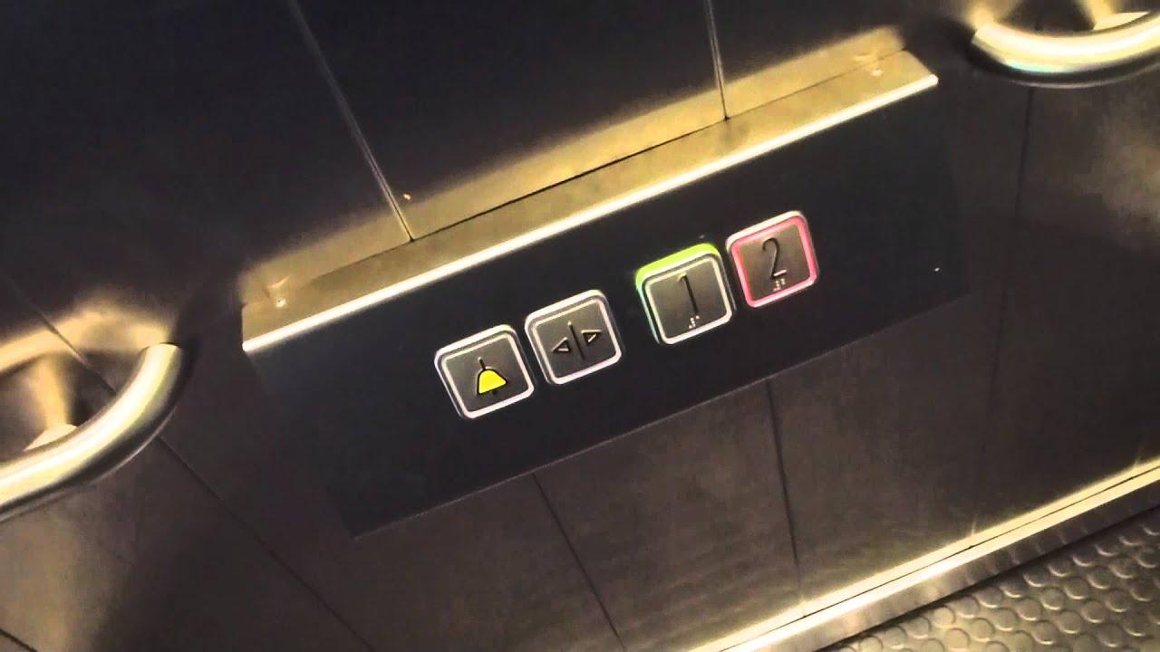 new kone monospace 500 mrl traction elevator eriksdalsbadet youtube. Black Bedroom Furniture Sets. Home Design Ideas