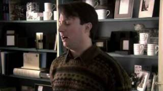 Mitchell and Webb: Gift Shop Sketch