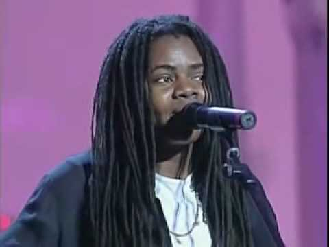Tracy Chapman & Pavarotti - Baby can i hold you tonight LIVE