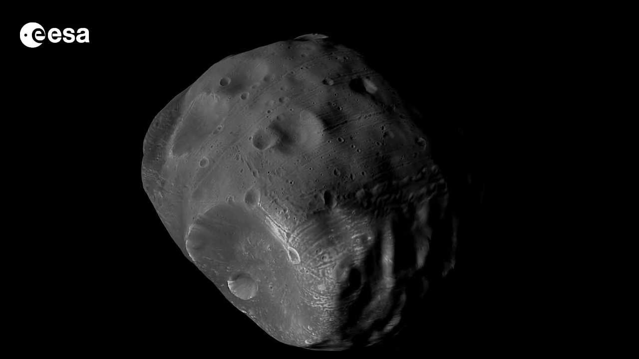 Astronomy Picture of the Day -- Phobos 360