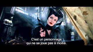Maléfique - Featurette 2 : Angelina Jolie sera Maléfique