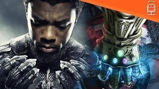 Black Panther Set to Pass 1 Billion & Puts Pressure on Avengers Infinity War