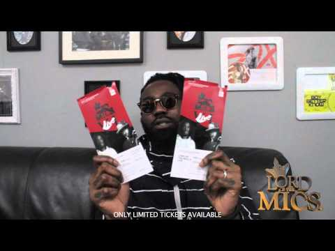 Lotm 6 Tickets Mikill Pane & Paigey Cakey Have Theirs!!! Have You Got Yours? | Ukg, Grime, Rap