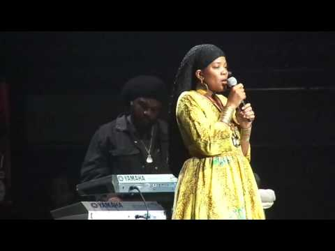 Dezarie: Stronger - Tribute to The Reggae Legends - San Diego, CA - 02/17/2014