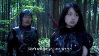 Alien Vs Ninja Trailer English Subs