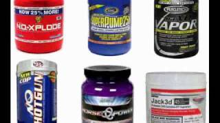 Bodybuilding Supplements Guide Part 5 NO2, BCAA's, And
