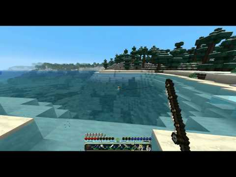 The Ultimate Minecraft Fishing Mod! #222, Hope you enjoy this episode ! If we hit OVER 9,000 Flavourites! there will be another bonus Minecraft Project Episode! Support the show by Flavouriting the v...