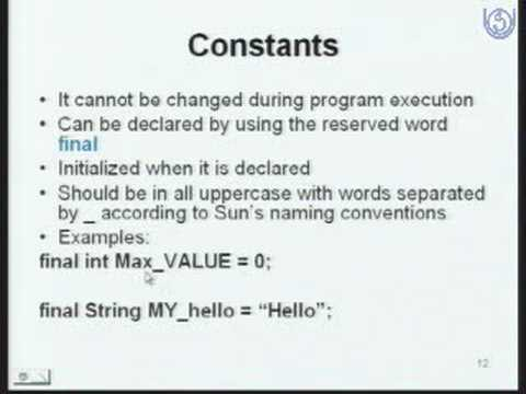 Introduction to Java Programming 2 - YouTube