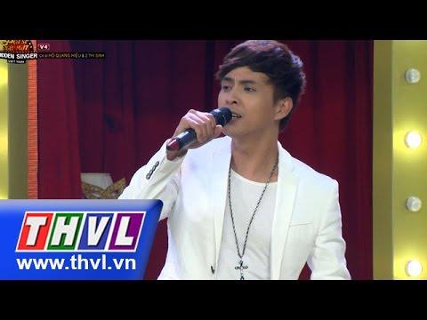 THVL | Ca sĩ giấu mặt - Tập 13: Ca sĩ Hồ Quang Hiếu | Vòng 4 - Còn lại gì sau cơn mưa
