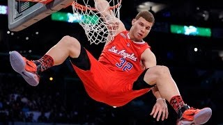 Blake Griffin's Top 10 Dunks Of His Career