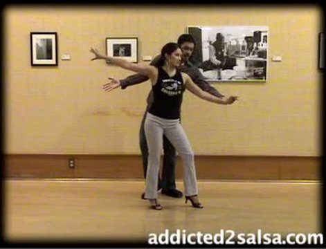 Salsa is more than music and dance, it is a lifestyle! Learn how to salsa dance at your own pace with our easy to follow salsa dance video lessons - for FREE Views: K.