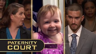 Woman Married Man 10 Years Younger (Full Episode) | Paternity Court