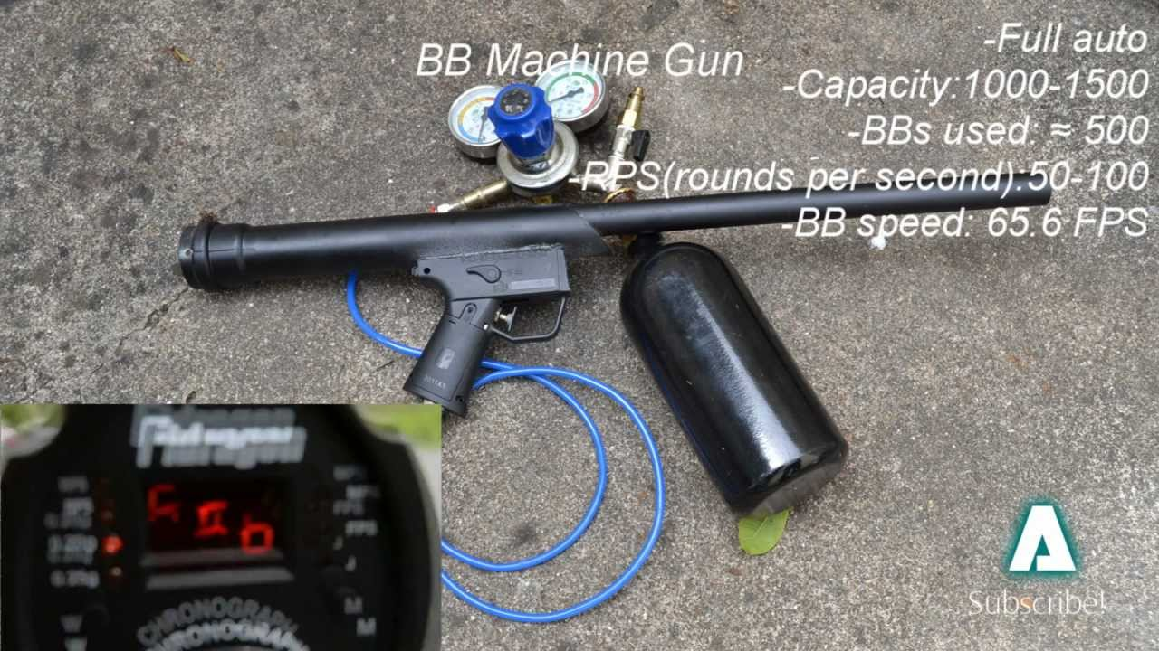 bb machine gun