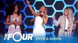 'The Four' Comeback: Zhavia & Evvie McKinney EPIC Performance! | S2E7 | The Four
