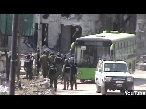 Is Homs Evacuation Beginning Of The End For Syrian Rebels?