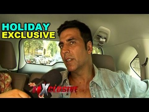 Holiday | Akshay Kumar's EXCLUSIVE Interview