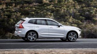 Volvo XC60 официальное видео. Видео Тесты Драйв Ру.