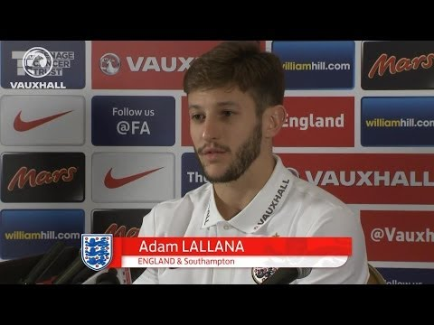 PRIDE OF SOUTHAMPTON: Adam Lallana on Luke Shaw and club's contribution to the England squad