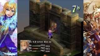 Final Fantasy Tactics [Part 21] - Lesalia Imperial Capital, Heresy Examiner Zalmo